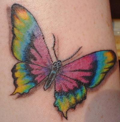 the meaning of butterfly tattoos tattoo articles ratta tattoo. Black Bedroom Furniture Sets. Home Design Ideas