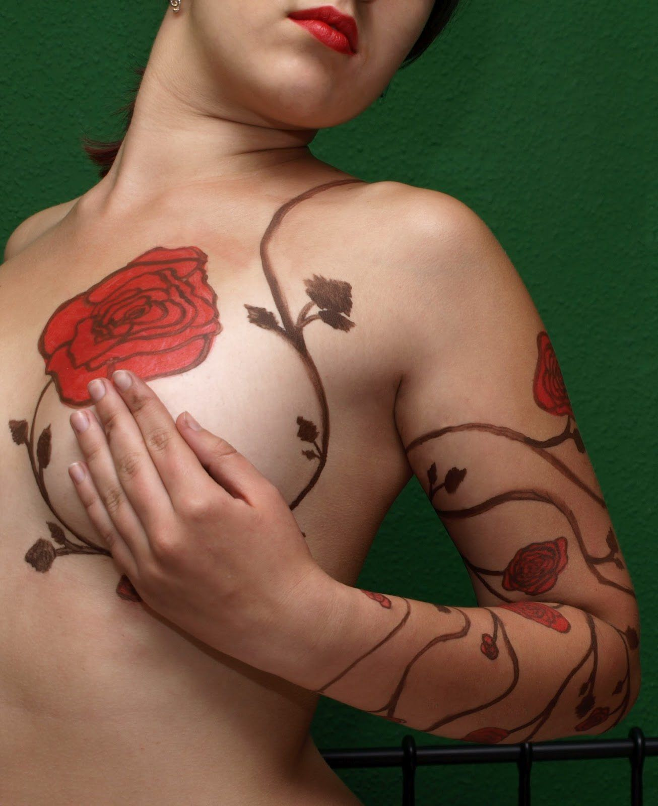 Beautiful sexy women tattoo designs