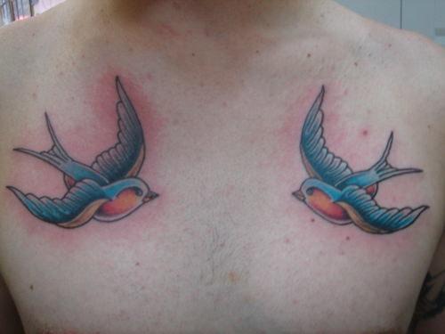The Love And Loyalty Of Swallow Tattoos Ratta Tattooratta Tattoo