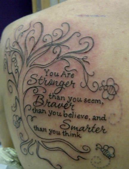 Friends Forever With Winnie The Pooh Tattoos Ratta Tattooratta Tattoo