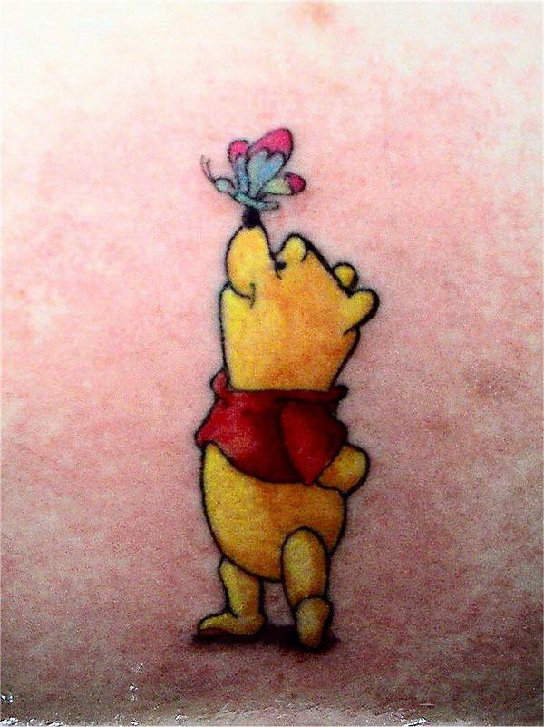The delightful Winnie the Pooh character is loved for his innocence, cheerfulness and sweet personality