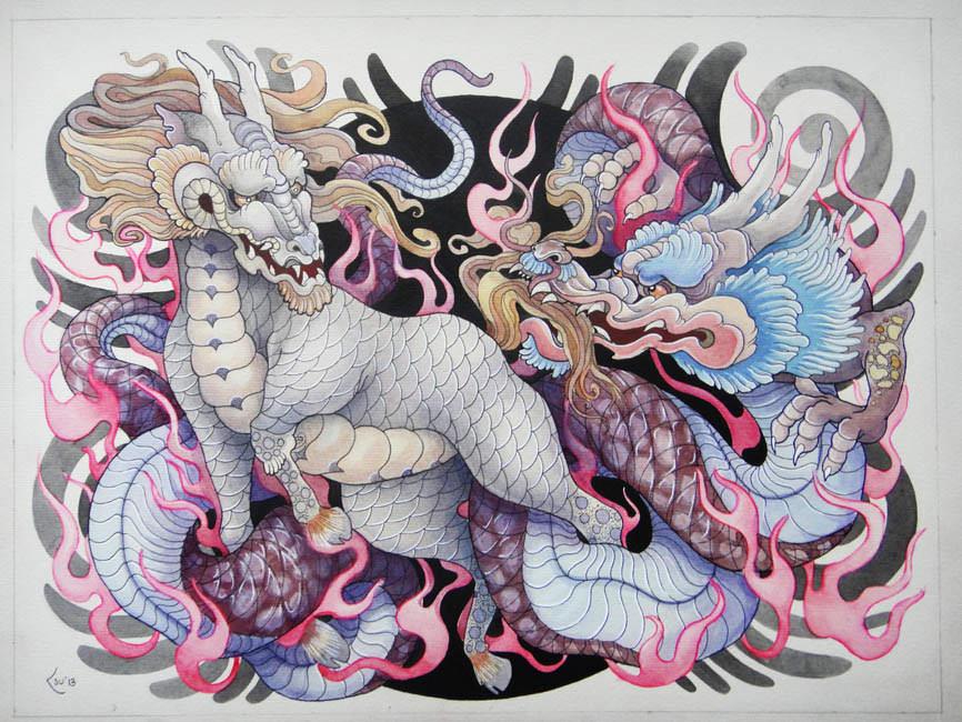 Hình tượng Kỳ Lân trong thần thoại và truyền thuyết Á Đông - H3