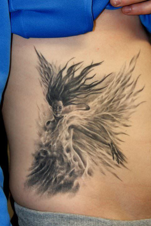 Mythical Creatures Tattoos Designs Ideas 34