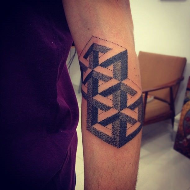 Animals Illusions And Dot Work Tattoos By Gregorio
