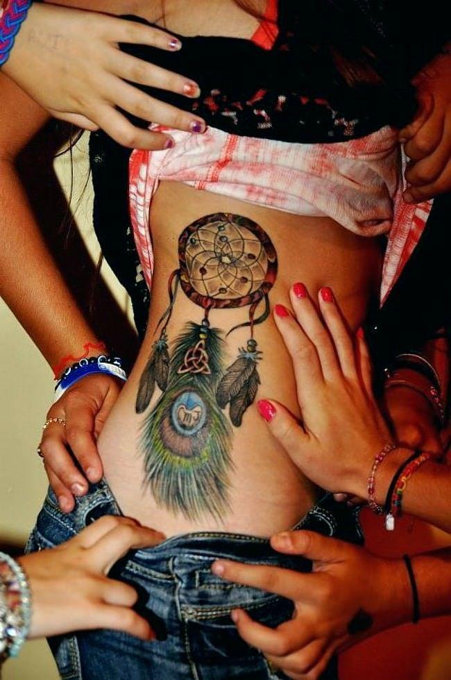 Inspiration And Ideas For Peacock Tattoos Ratta Tattooratta Tattoo