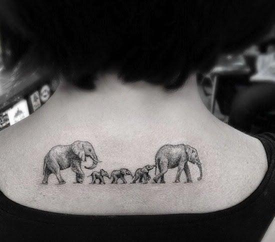 Elephant Mandala Tattoo Tattoos T Tatuajes Elefantes Y: The Powerful Meaning Of Elephant Tattoos