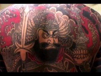 The Link between Jail Tattoos and the Japanese Yakuza Gang Tattoos
