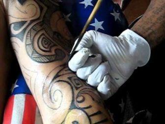 c17f20f1d Wear a Piece of Living Art with a Javi Wolf Tattoo - Ratta ...