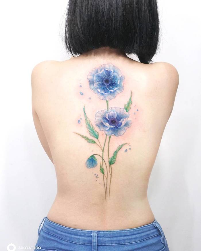 This Korean Tattoo Artist Is Enhancing The Beauty Of Women With Body